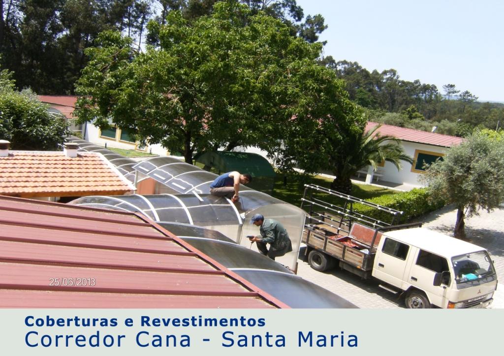 Corredor Cana - Santa Maria