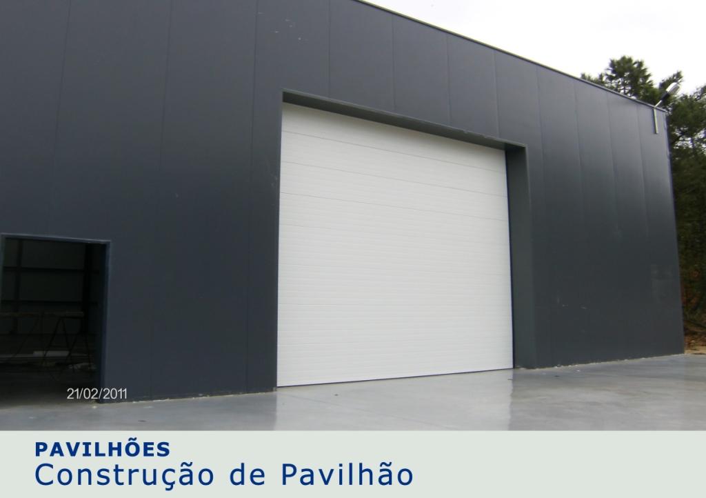 Construção de Pavilhão - 5