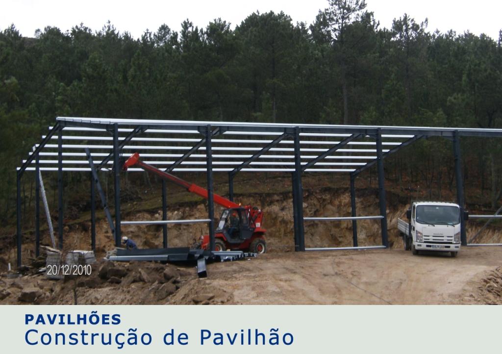 Construção de Pavilhão - 4