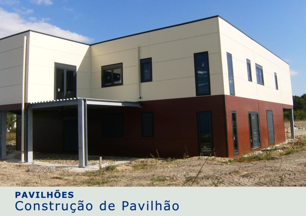 Construção de Pavilhão - 2