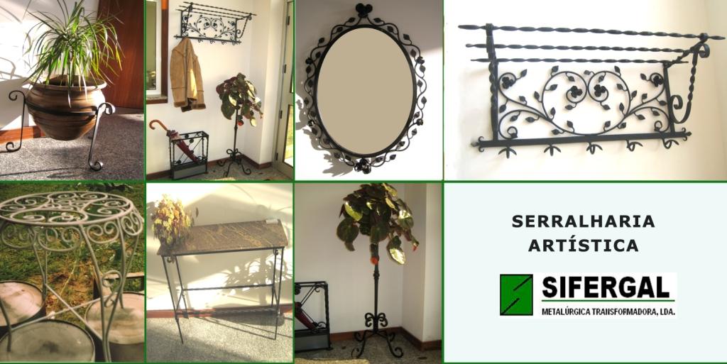 Exemplos Diversos - Serralharia Artística