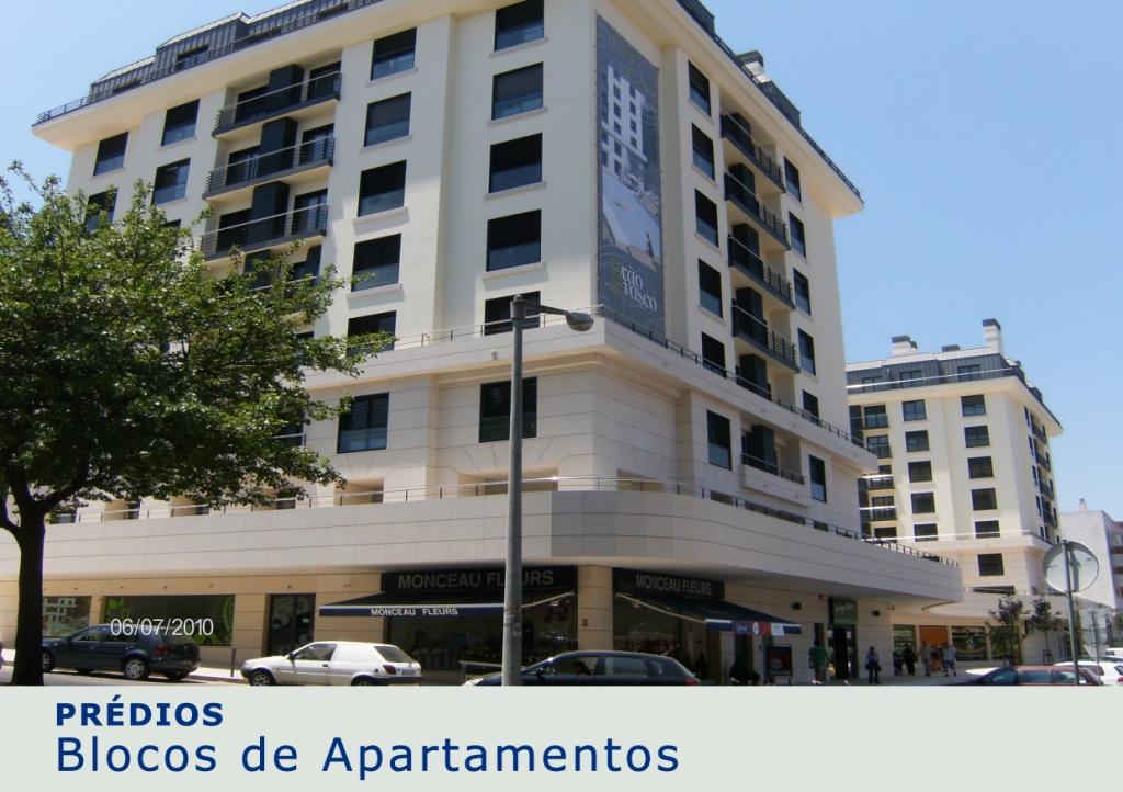 Blocos de Apartamentos