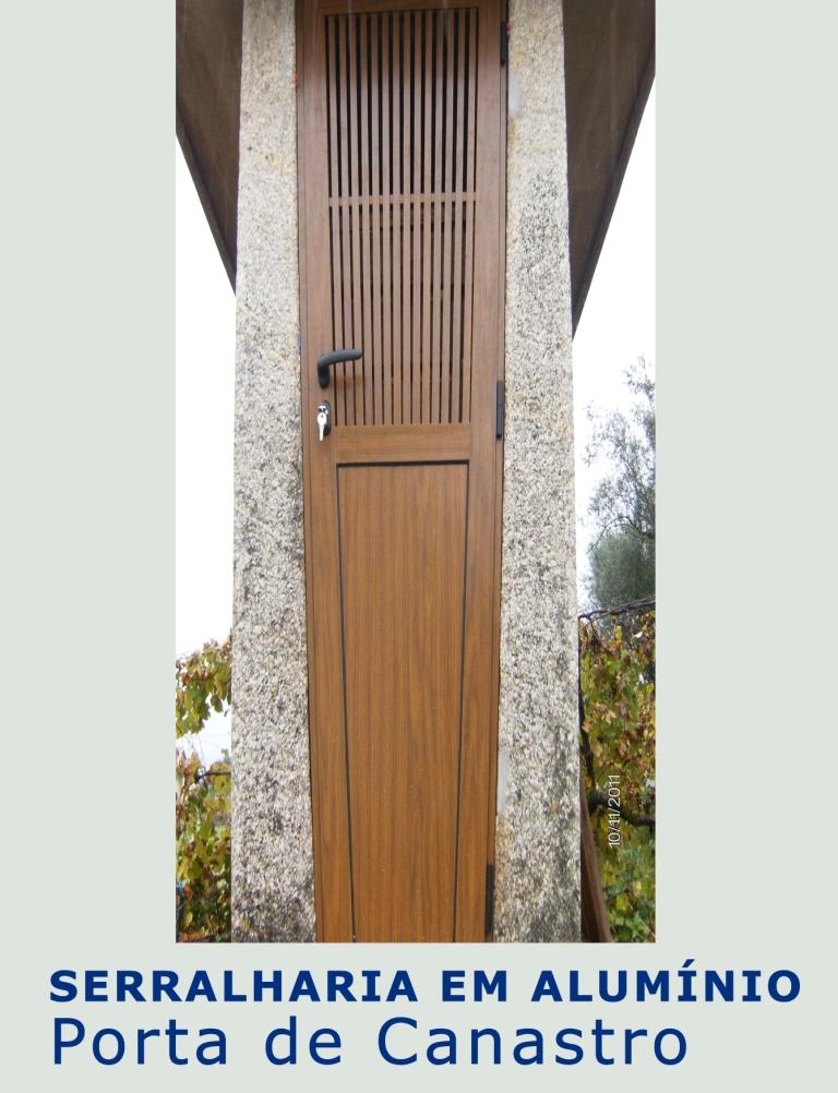 Porta de Canastro