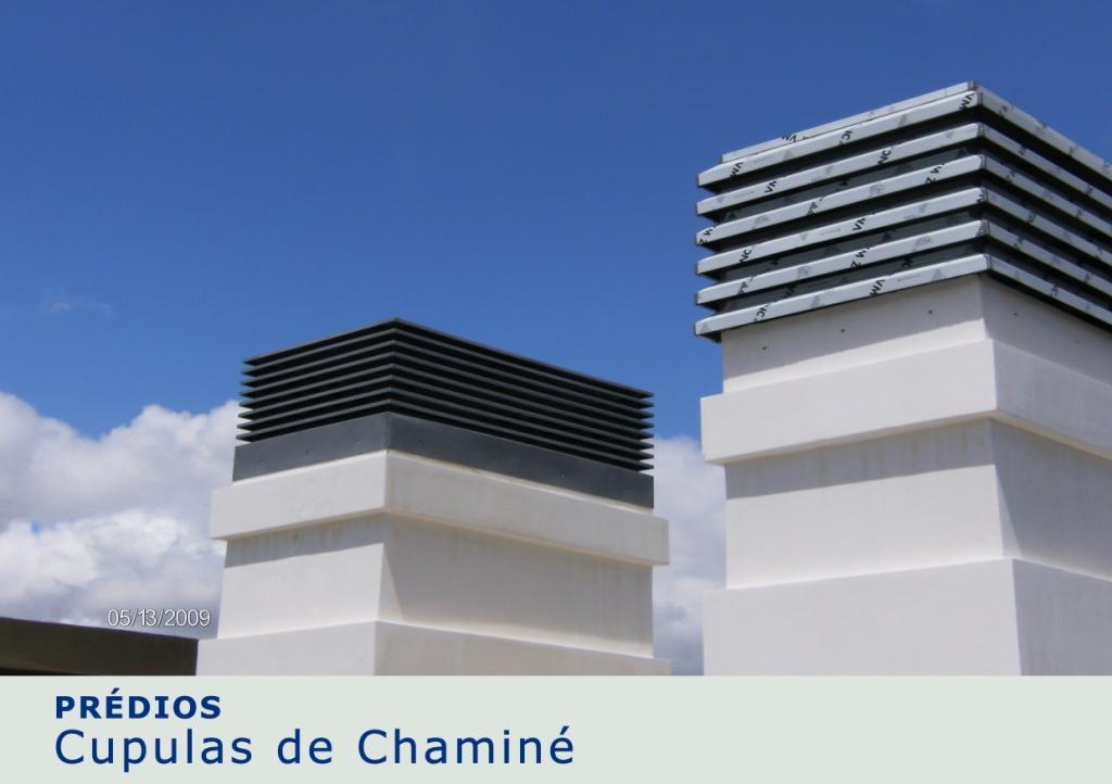 Cupulas de Chaminé