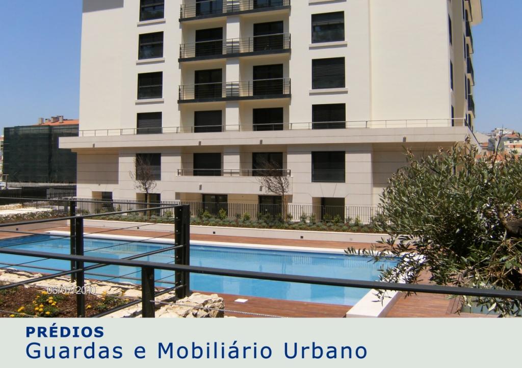 Guardas e Mobiliário Urbano