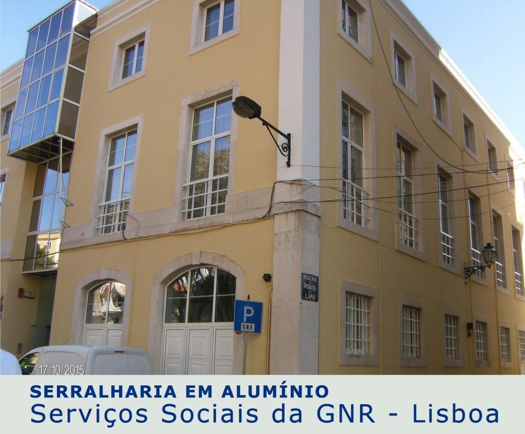 Serviços Sociais da GNR - Santa Apolónia, Lisboa